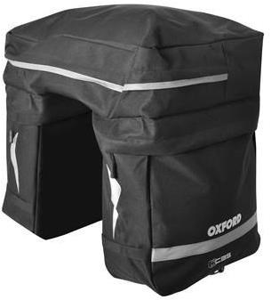 Oxford C35 Triple Pannier Bag - 35L