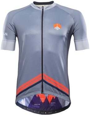 Spokesman Climbers Short Sleeve Cycling Jersey SS16