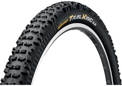Product image for Continental Trail King ProTection Apex Black Chili MTB Folding Tyre