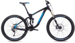 "Marin Attack Trail 7 27.5"" / 650B Mountain Bike 2017 - Full Suspension MTB"