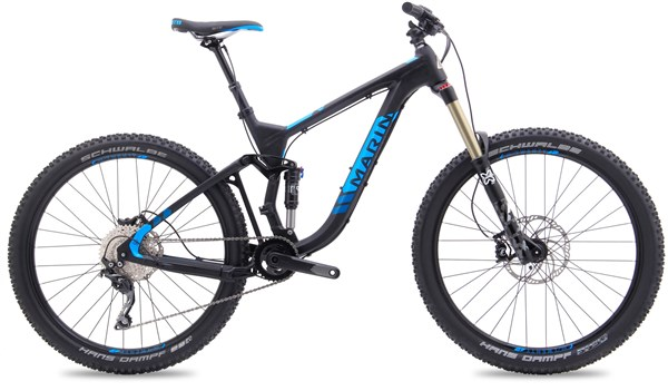 "Image of Marin Attack Trail 7 27.5"" / 650B Mountain Bike 2017 - Full Suspension MTB"