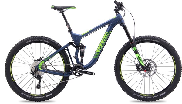 "Image of Marin Attack Trail 8 27.5"" / 650B Mountain Bike 2017 - Full Suspension MTB"