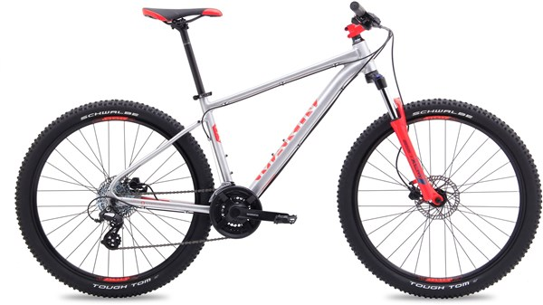 "Image of Marin Bobcat 3 27.5"" / 650B Mountain Bike 2017 - Hardtail MTB"