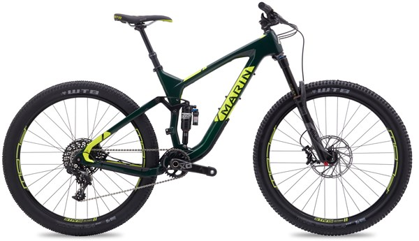 "Image of Marin Mount Vision Pro Carbon 27.5"" / 650B  Mountain Bike 2017 - Full Suspension MTB"