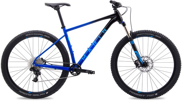 Image of Marin Nail Trail 6 29er  Mountain Bike 2017 - Hardtail MTB