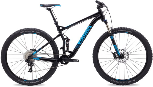 Image of Marin Rift Zone 6 29er  Mountain Bike 2017 - Full Suspension MTB