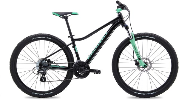 "Image of Marin Wildcat Trail WFG 3 27.5"" / 650B Womens  Mountain Bike 2017 - Hardtail MTB"