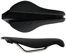 Product image for Fabric Tri Flat Race Saddle