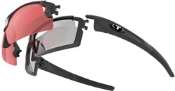 Tifosi Eyewear Pro Escalate Full and Half Fototec Sunglasses