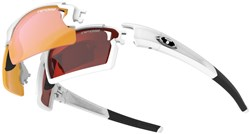 Tifosi Eyewear Pro Escalate Full and Half Interchangeable Clarion Sunglasses