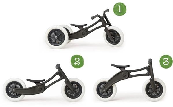 Image of Wishbone 2in1 - Recycled Edition (RE) 12W 2017 - Kids Balance Bike