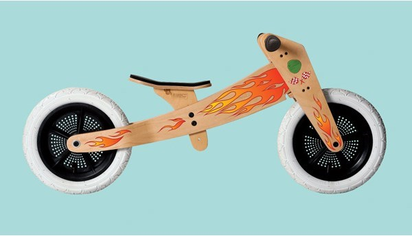 Wishbone Stickers for Original Bike 2016 - Kids Balance Bike