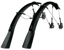 Product image for SKS Raceblade Pro XL Stealth Series Mudguard Set