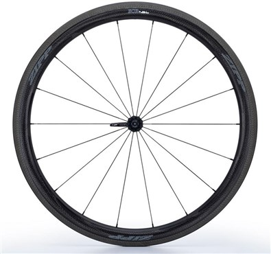 Image of Zipp 303 NSW Carbon 18 Spokes Clincher Front Road Wheel