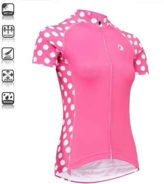 Tenn Womens By Design Pro Cycling Jersey