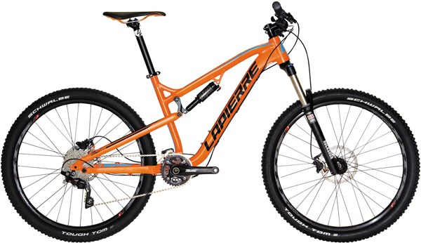 Lapierre Edge AM 527 Mountain Bike 2016 - Full Suspension MTB