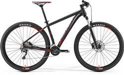 Merida Big Nine 500 29er Mountain Bike 2017 - Hardtail MTB