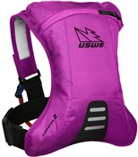 Product image for USWE Airborne 2 Hydration Pack With 2.0L Shape-Shift Bladder