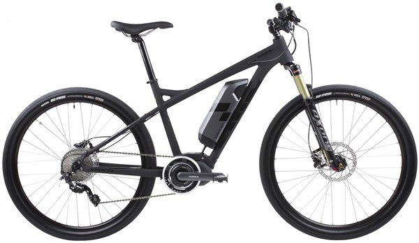 Saracen Juiced 2017 - Electric Mountain Bike
