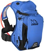 Product image for USWE Airborne 9 Hydration Pack 6L Cargo With 3.0L Elite Bladder