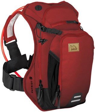 Image of USWE Patriot 9 Hydration Pack 6L Cargo With 3.0L Elite Bladder