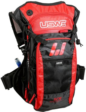Image of USWE F4 Pro Hydration Pack 6L Cargo With 3.0L Shape-Shift Bladder
