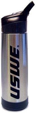 USWE Liquidator Thermo 600 Double Layer Taste-Free Stainless Steel Bottle - 600ml