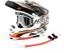 Product image for USWE Helmet Handsfree Kit (For Full-Face Helmets)