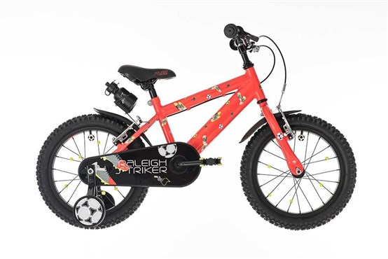 Image of Raleigh Striker 16w 2017 - Kids Bike