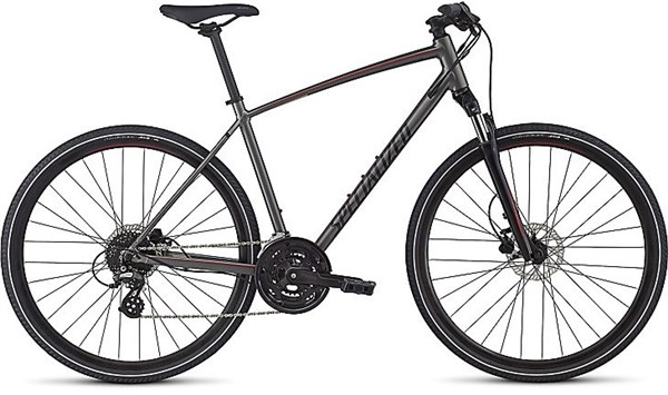 Specialized Crosstrail Disc  700c 2017 - Hybrid Sports Bike