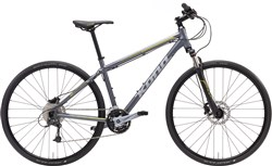 Kona Splice Deluxe Smooth 2017 - Hybrid Sports Bike