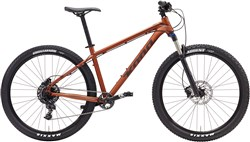 Kona Cinder Cone 27.5 Mountain Bike 2017 - Hardtail MTB