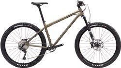 Kona Explosif 27.5 Mountain Bike 2017 - Hardtail MTB