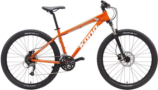 Image of Kona Fire Mountain Mountain Bike 2017 - Hardtail MTB