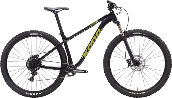 Image of Kona Honzo AL 29er Mountain Bike 2017 - Hardtail MTB