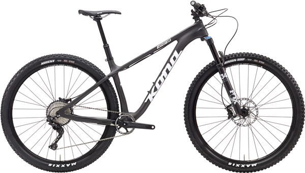 Image of Kona Honzo CR Trail 29er Mountain Bike 2017 - Hardtail MTB