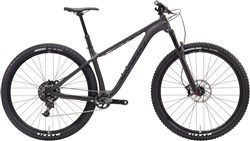 Kona Honzo CR Trail Deluxe 29er Mountain Bike 2017 - Hardtail MTB