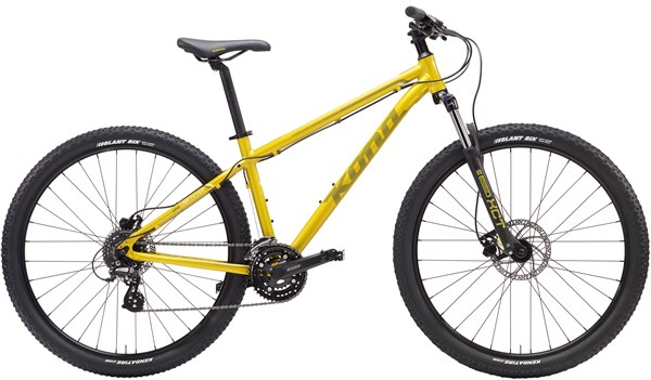 Image of Kona Lava Dome 29er Mountain Bike 2017 - Hardtail MTB