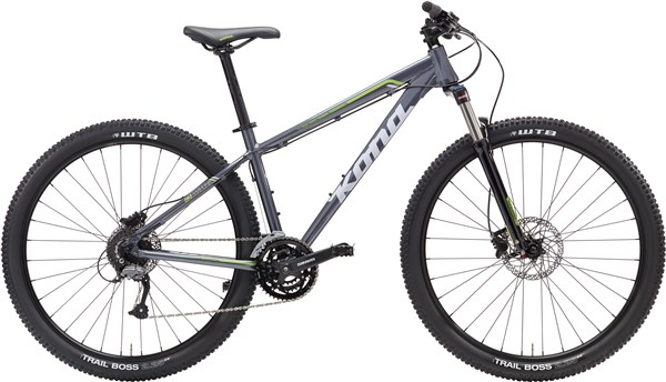 Image of Kona Mahuna 29er Mountain Bike 2017 - Hardtail MTB