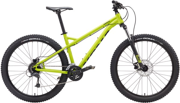 Buy Kona Shred Mountain Bike 2017 Hardtail Mtb At Tredz Bikes