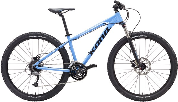 Image of Kona Tika Womens Mountain Bike 2017 - Hardtail MTB