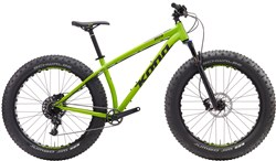 Kona WoZo 26w Mountain Bike 2017 - Fat bike
