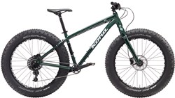 Product image for Kona Wo 26w Mountain Bike 2017 - Fat bike