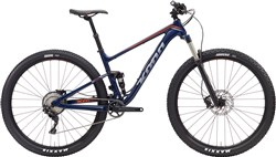 Product image for Kona Hei Hei 29er Mountain Bike 2017 - Trail Full Suspension MTB