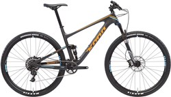 Kona Hei Hei Race Deluxe Carbon 29er Mountain Bike 2017 - Full Suspension MTB