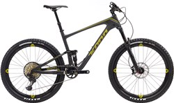 Product image for Kona Hei Hei Trail Supreme Carbon 27.5 Mountain Bike 2017 - Full Suspension MTB
