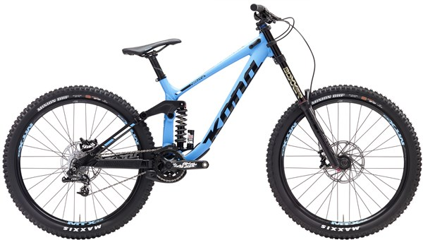 Image of Kona Operator AL 27.5 Mountain Bike 2017 - Full Suspension MTB