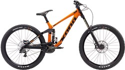 Kona Operator AL DL 27.5 Mountain Bike 2017 - Full Suspension MTB