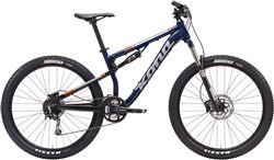 Kona Precept 120 27.5 Mountain Bike 2017 - Full Suspension MTB