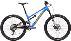 Kona Process 134 DL 27.5 Mountain Bike 2017 - Trail Full Suspension MTB